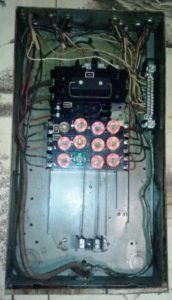 Electrical Panel - Fuse Box