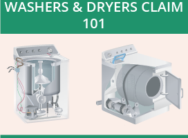 Washer and Dryer Claims 101