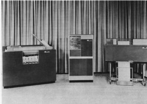 Exploring Computer History - Basic IBM 1401