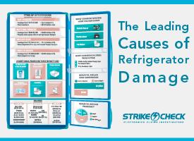 Refrigerator Damage