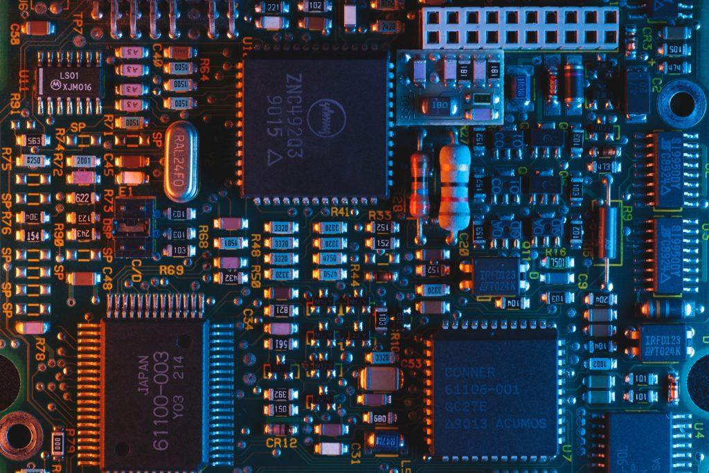Smart Home Components - Control Board